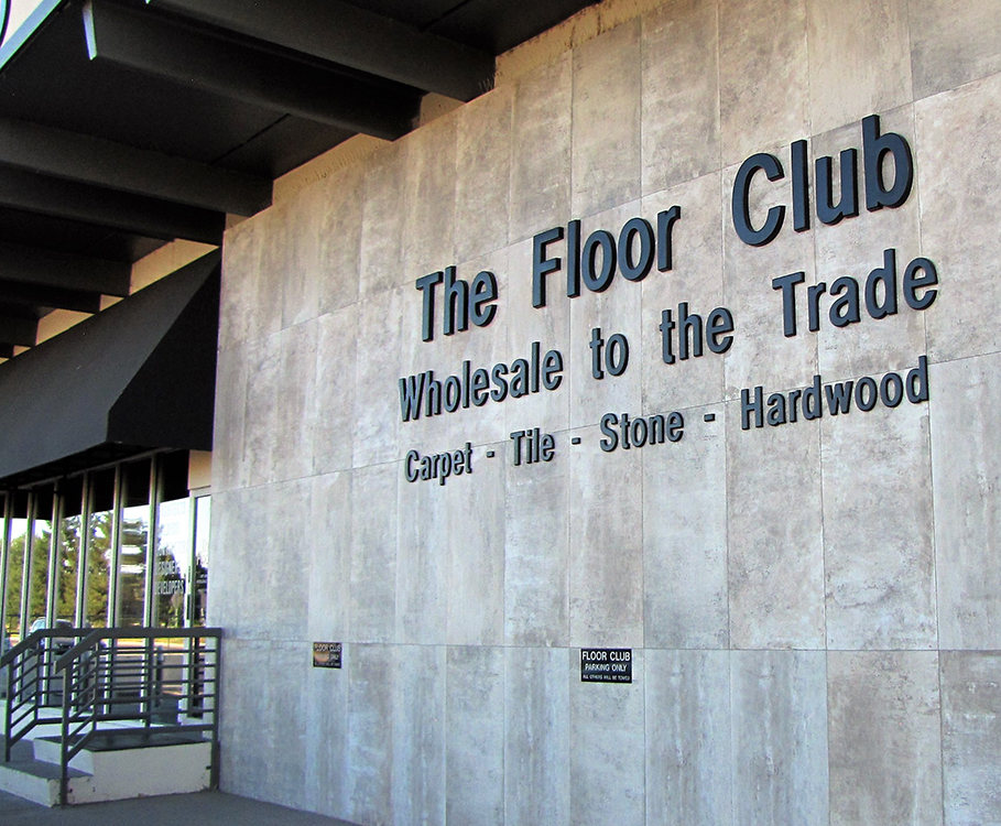 The Floor Club storfront