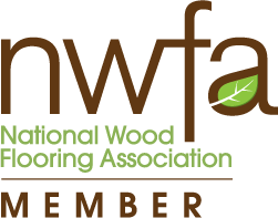 The Floor Club is a NWFA, National Wood Flooring Association, member